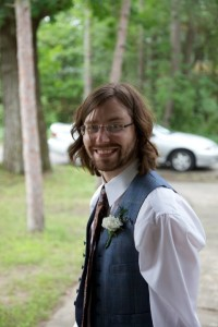 Joshua Lauer Wedding Singer