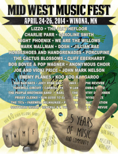 MWMF 2014 Official Poster